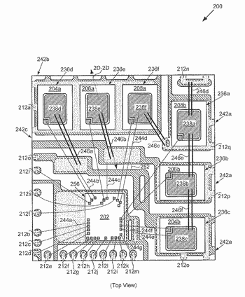 Power quad flat no-lead (pqfn) package in a single shunt inverter circuit