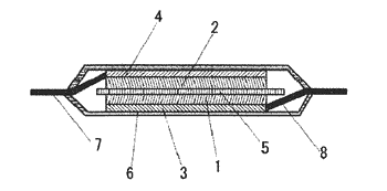 Positive electrode and secondary battery using same