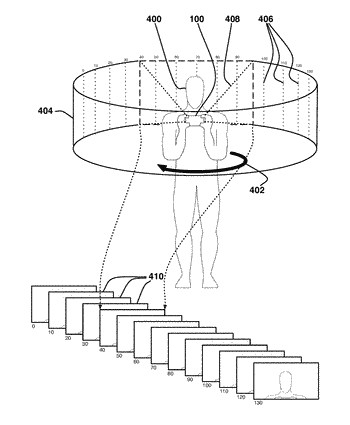 Apparatus and method for capture of 360º panoramic video image and simultaneous assembly of 360º ...
