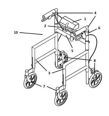 Mobility assistance device