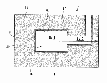 Casting green sand mold, and method for producing cast article using it