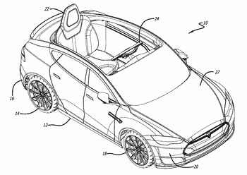 Electronic controls for battery-powered ride-on vehicle