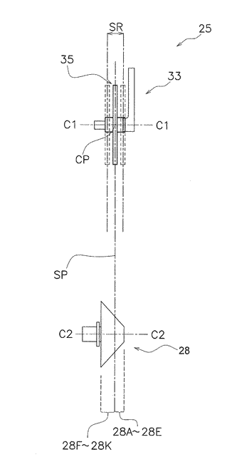 Bicycle driving system and a multiple rear sprocket assembly thereof