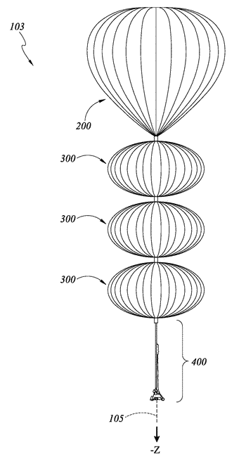 High altitude balloon systems and methods