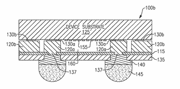 Device packaging using a recyclable carrier substrate