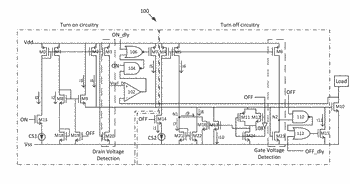 Driving circuit for power switch