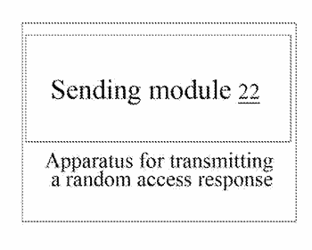 Method and apparatus for transmitting random access response message