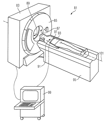 Method and apparatus for respiration-correlated computed tomography imaging