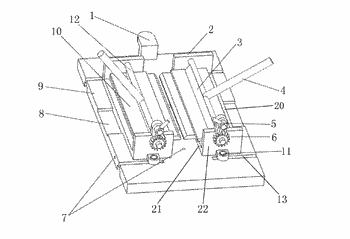 Welding clamping device