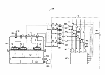 Electric discharge generator and power supply device of electric discharge generator