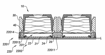 Array imaging module and molded photosensitive assembly, circuit board assembly and manufacturing methods thereof for ...