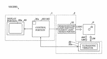 Photoacoustic imaging device