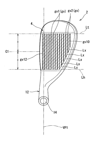 Iron type golf club head