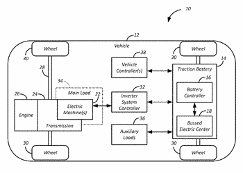 Fault detection in a multi-high voltage bus system