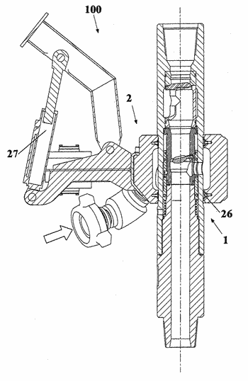 Valve assembly for drilling systems