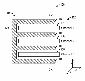 Deformable touch and strain sensor