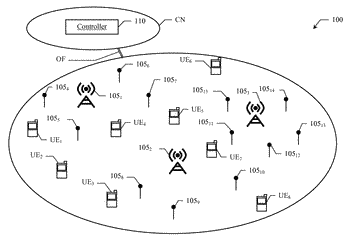 Scheduling method and system for fourth generation radio mobile networks