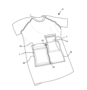 Waterproof personal thermoregulation system for the active individual