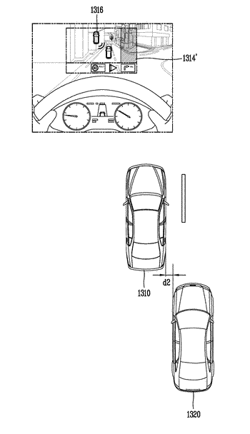 Vehicle control device mounted on vehicle and method for controlling the vehicle