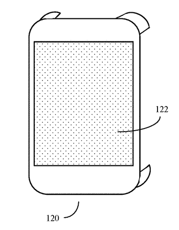Detachable back mounted touchpad for a handheld computerized device