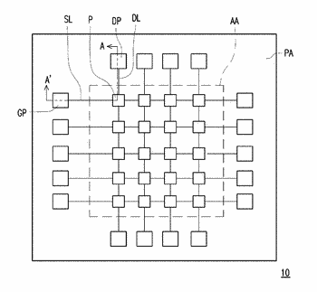 Conductive device substrate, method for manufacturing conductive device substrate, and display panel