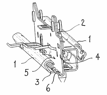 Sensor system for detecting the adjustment position of a vehicle seat