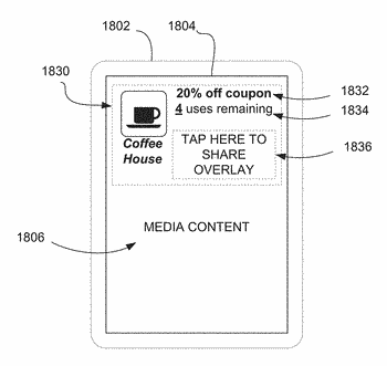 Method and system for providing context relevant media augmentation