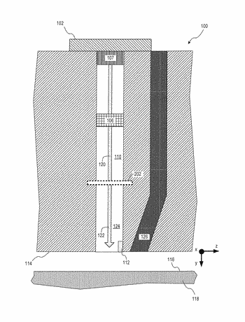 Bolometer for internal laser power monitoring in heat-assisted magnetic recording device