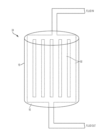 Fuel cell stack thermal management