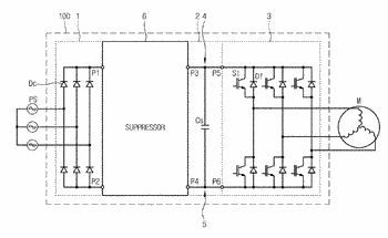 Inverter circuit, and air conditioner and refrigerator using the same