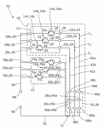 Improvements in or relating to electrical assemblies for voltage source sub-modules