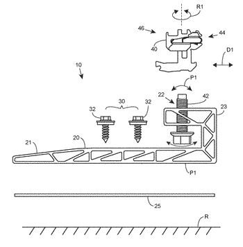 Photovoltaic mounting system