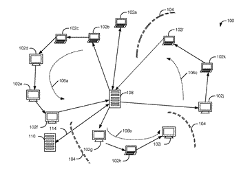 System and method for performing event inquiries in a network