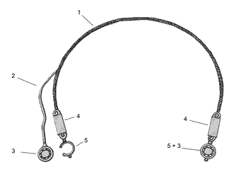 Accessory-style wireless audio communications system and associated devices, methods and apparatuses.