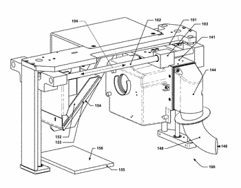 Camera assembly and system for mounting thereof