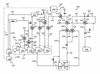 System and method for the production of liquefied natural gas