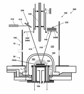 Methods and apparatus for microwave plasma assisted chemical vapor deposition reactors