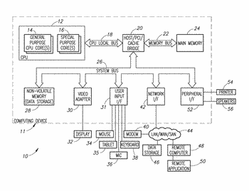 Distributed computation system incorporating agent network, paths and associated probes