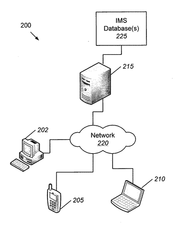 Generation of application control blocks for an ims database using a cache memory