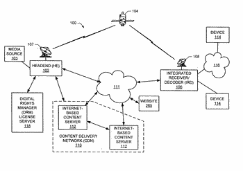 Methods and apparatus to provide content on demand in content broadcast systems
