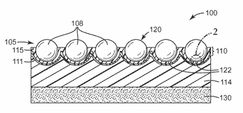 Exposed lens retroreflective articles comprising a self-assembled dielectric mirror