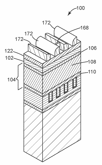 Method of forming a pattern for interconnection lines and associated continuity blocks in an integrated ...