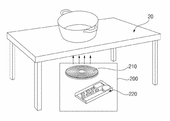 Smart table and method for operating the same