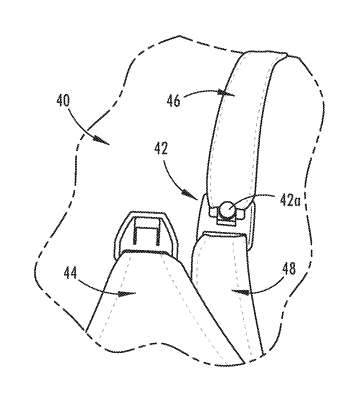Funnel support accessory for a breast pumping system