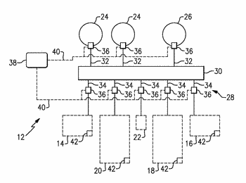 Fire suppression system and method