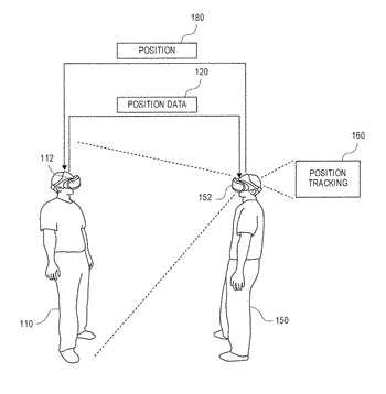 Head-mounted display tracking