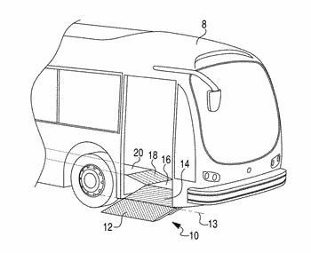 Vehicle accessibility system
