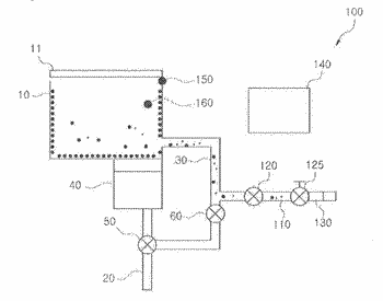 Fume removal apparatus for semiconductor manufacturing chamber
