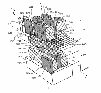 Monolithic three-dimensional (3d) ics with local inter-level interconnects