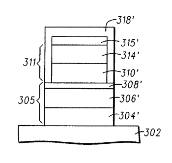 Magnetoresistive device and method of manufacturing same